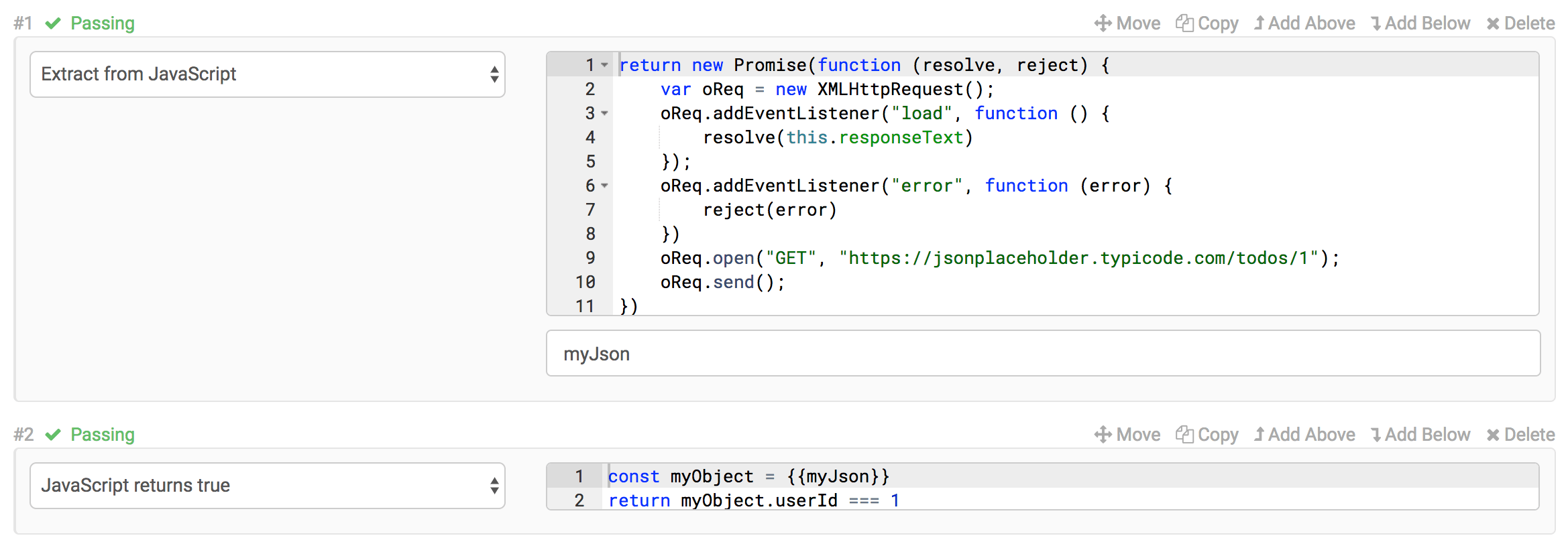 extract json from string javascript ▷▷ a c i